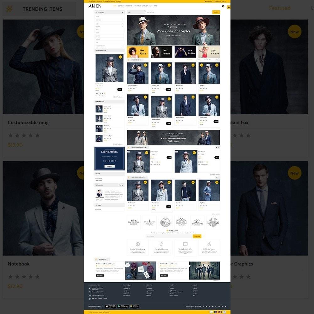 theme - Mode & Schuhe - Aijek - Fashion Mega Shop - 1