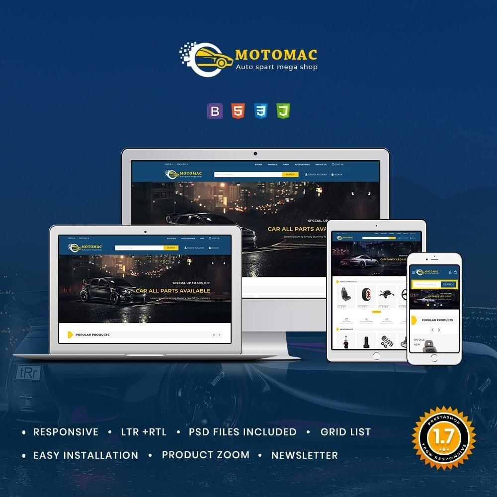 Motomac Autoparts Shop