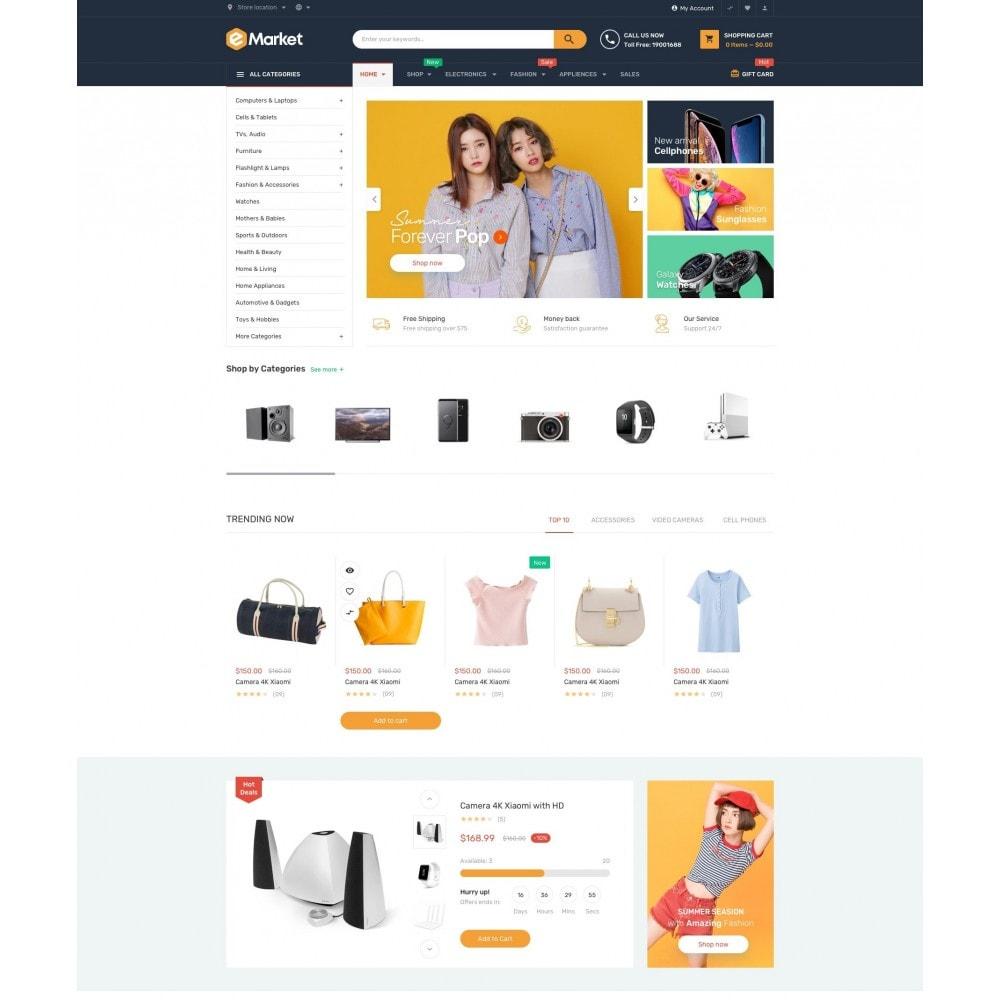 eMarket Amazing Store