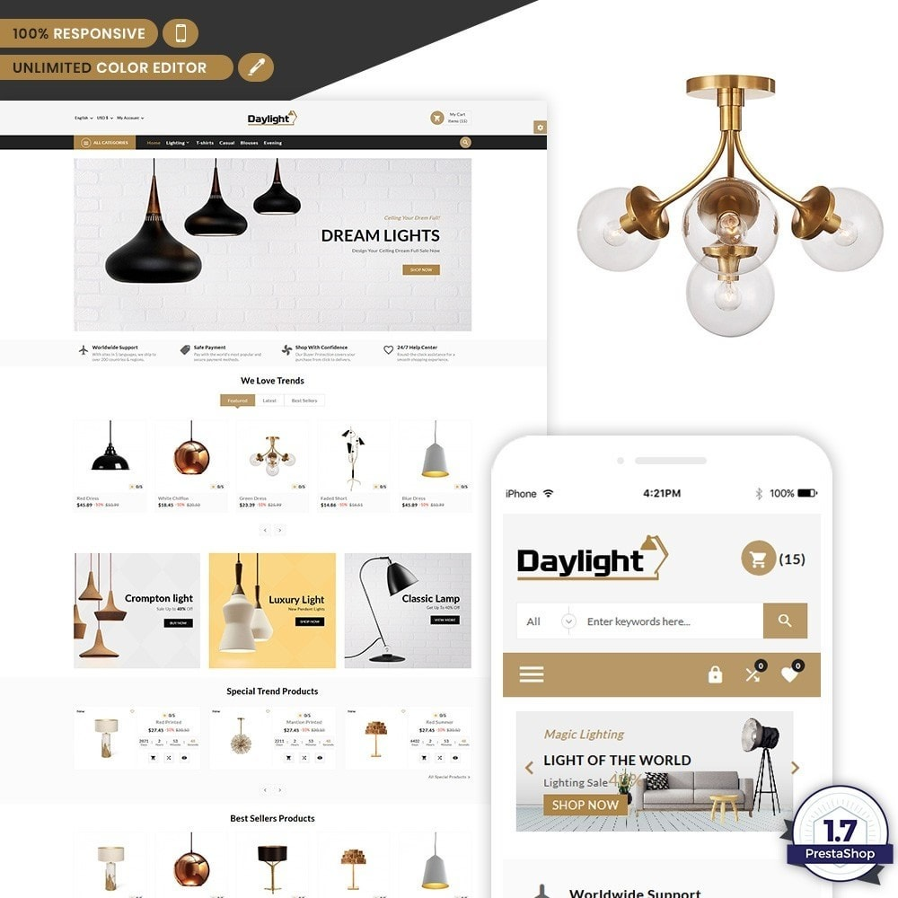 Daylight - Lighting Shop
