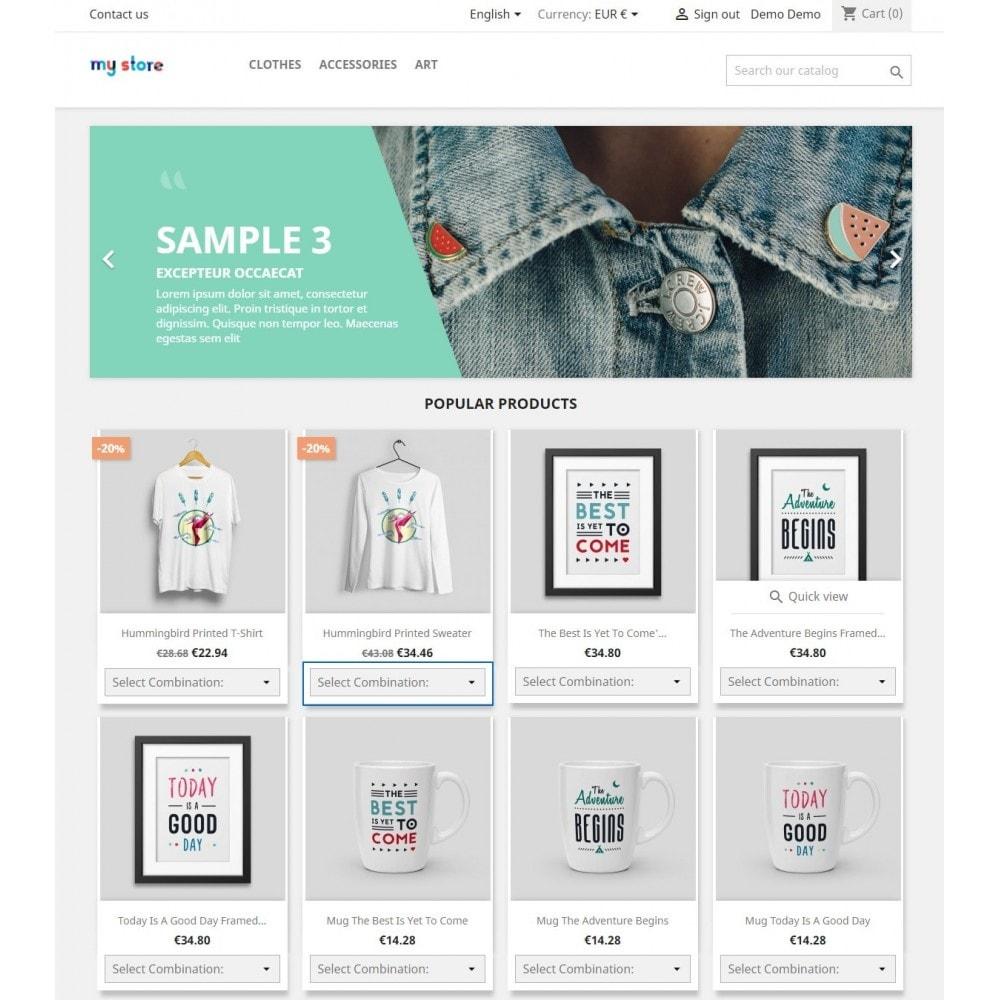 module - Bundels & Personalisierung - Show Product Combination - 4