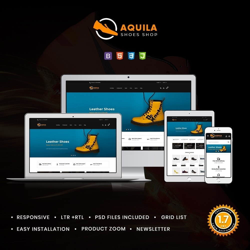 Aquila The Shoes Shop