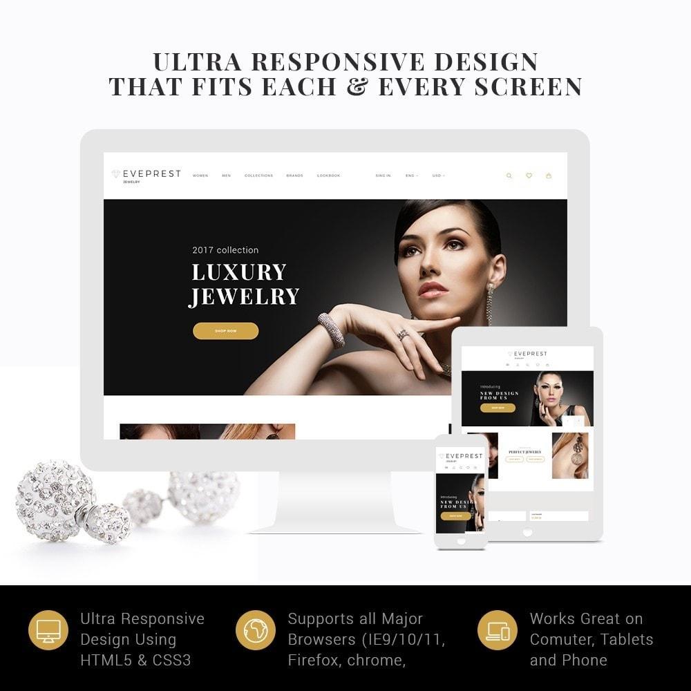 theme - Bijoux & Accessoires - Eveprest - Jewelry Store - 3