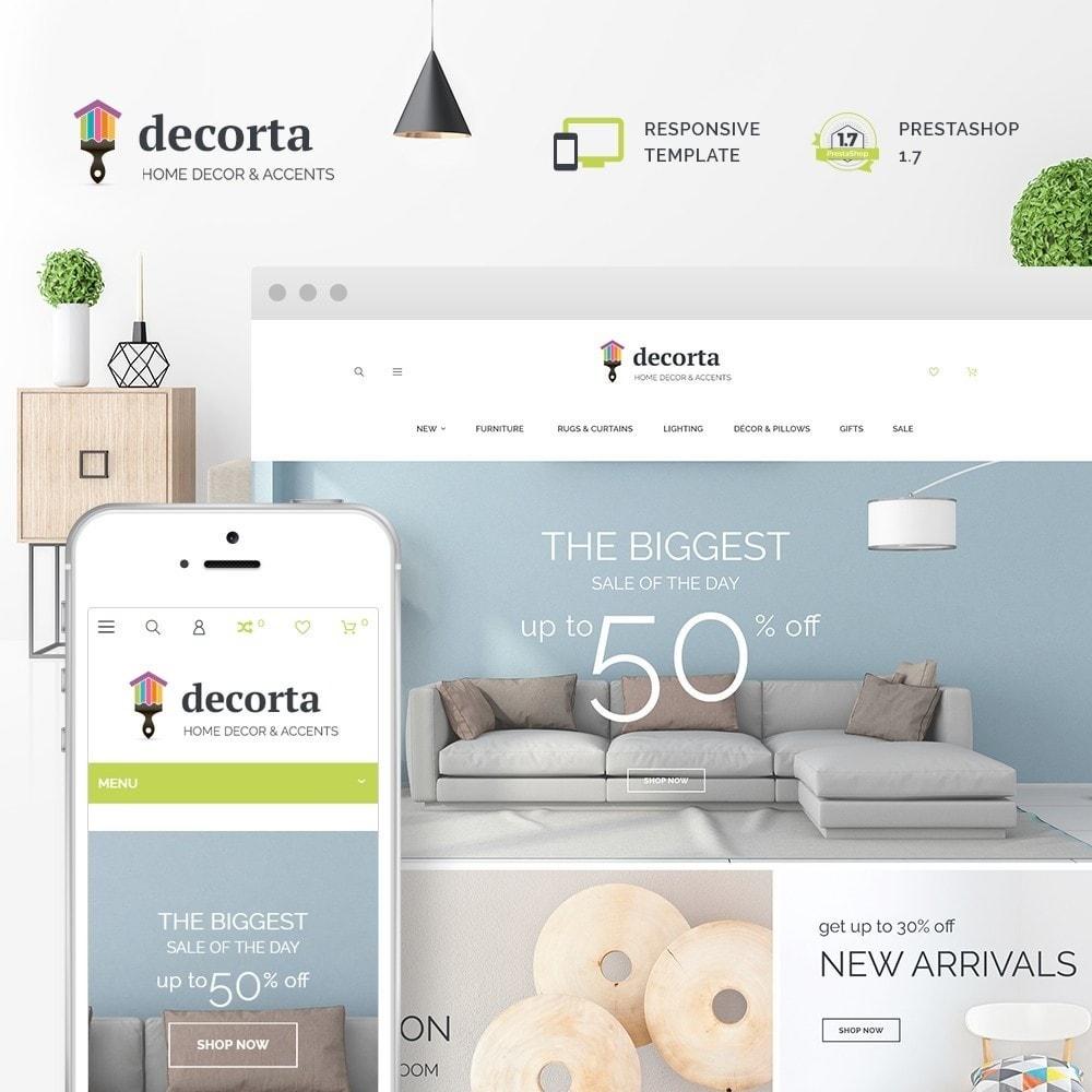 theme - Дом и сад - Decorta - 1