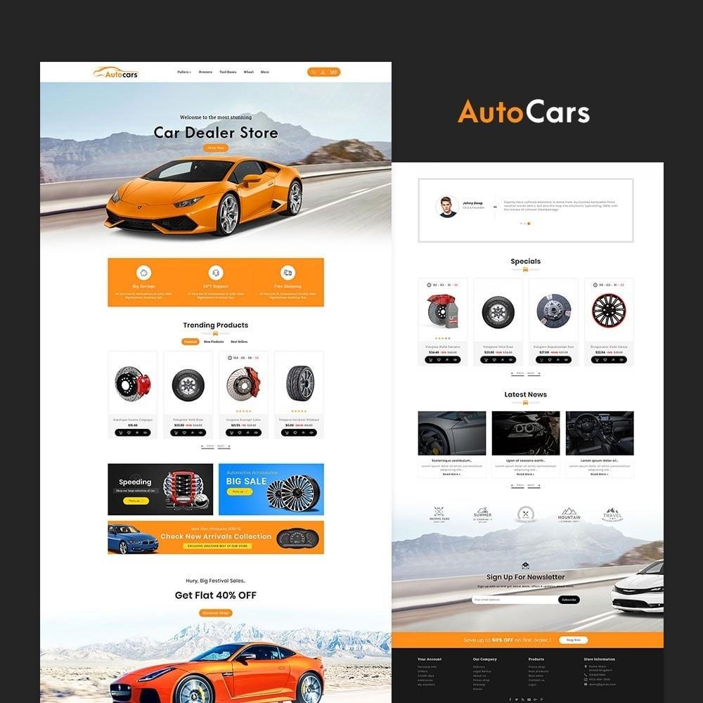 Auto Parts & Cars