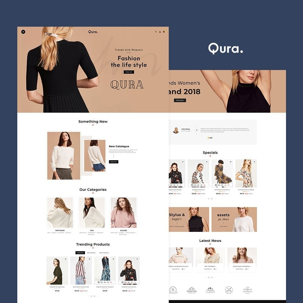 Qura Fashion Clothes