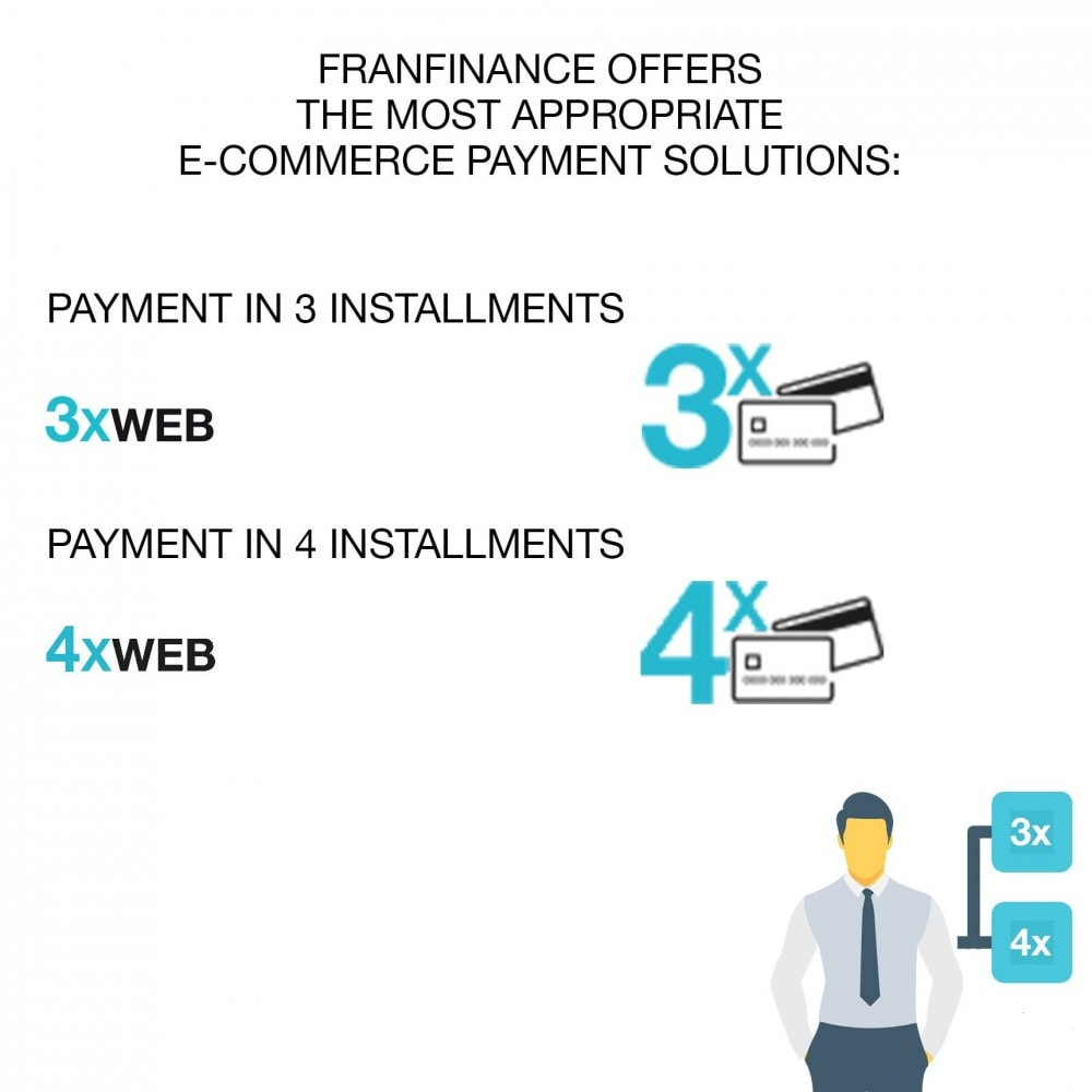 module - Payment by Card or Wallet - Payment solutions with Franfinance - 2
