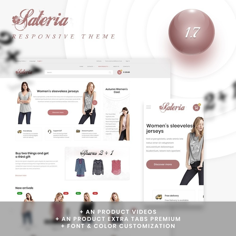 Sateria Fashion Store