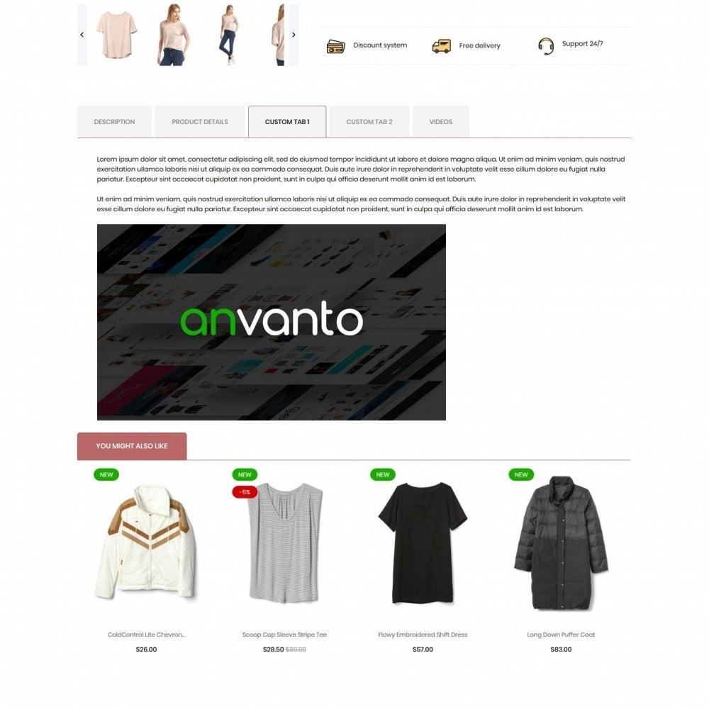 theme - Fashion & Shoes - Sateria Fashion Store - 8