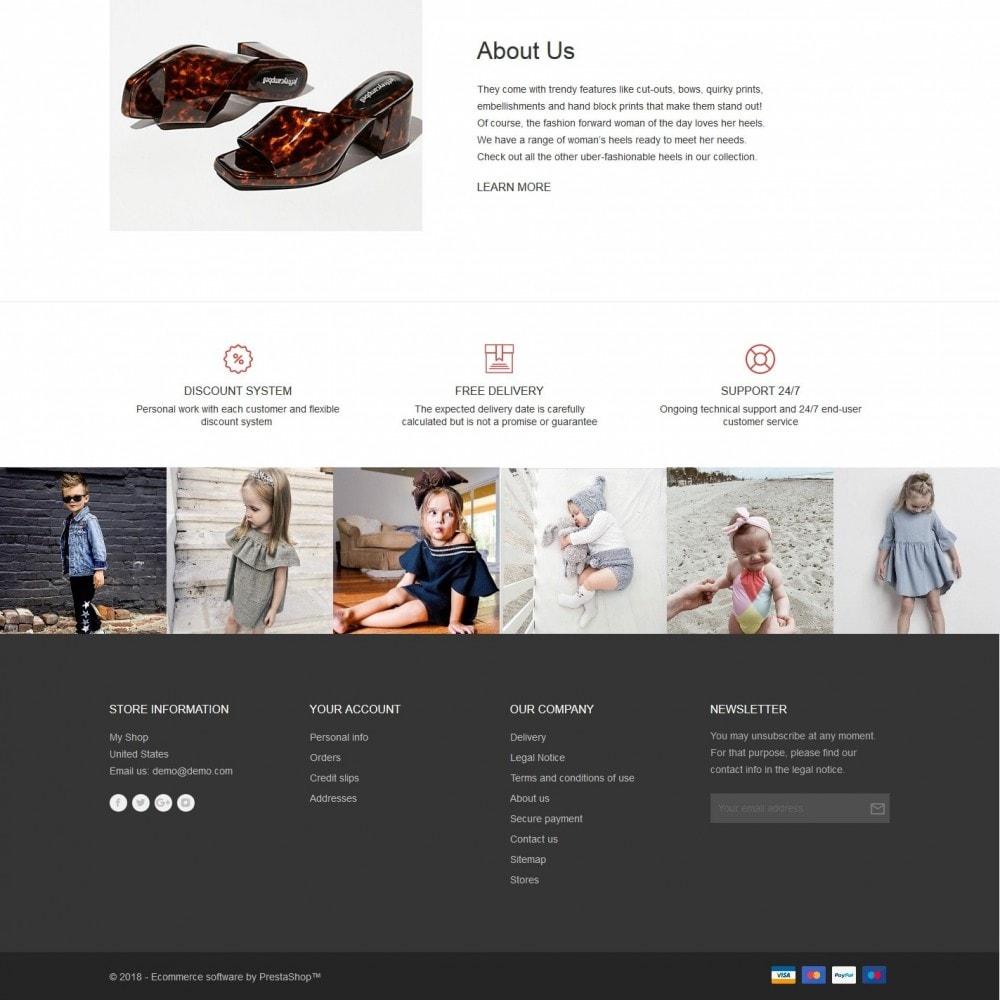 theme - Fashion & Shoes - Isis Shop - 4