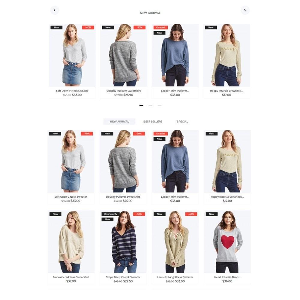 theme - Fashion & Shoes - Cosmic Fashion Store - 3