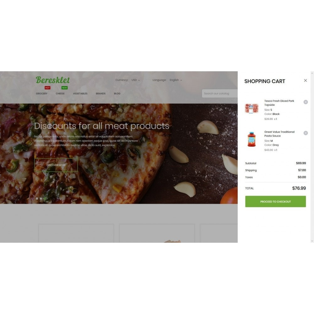 theme - Food & Restaurant - Beresklet - 7