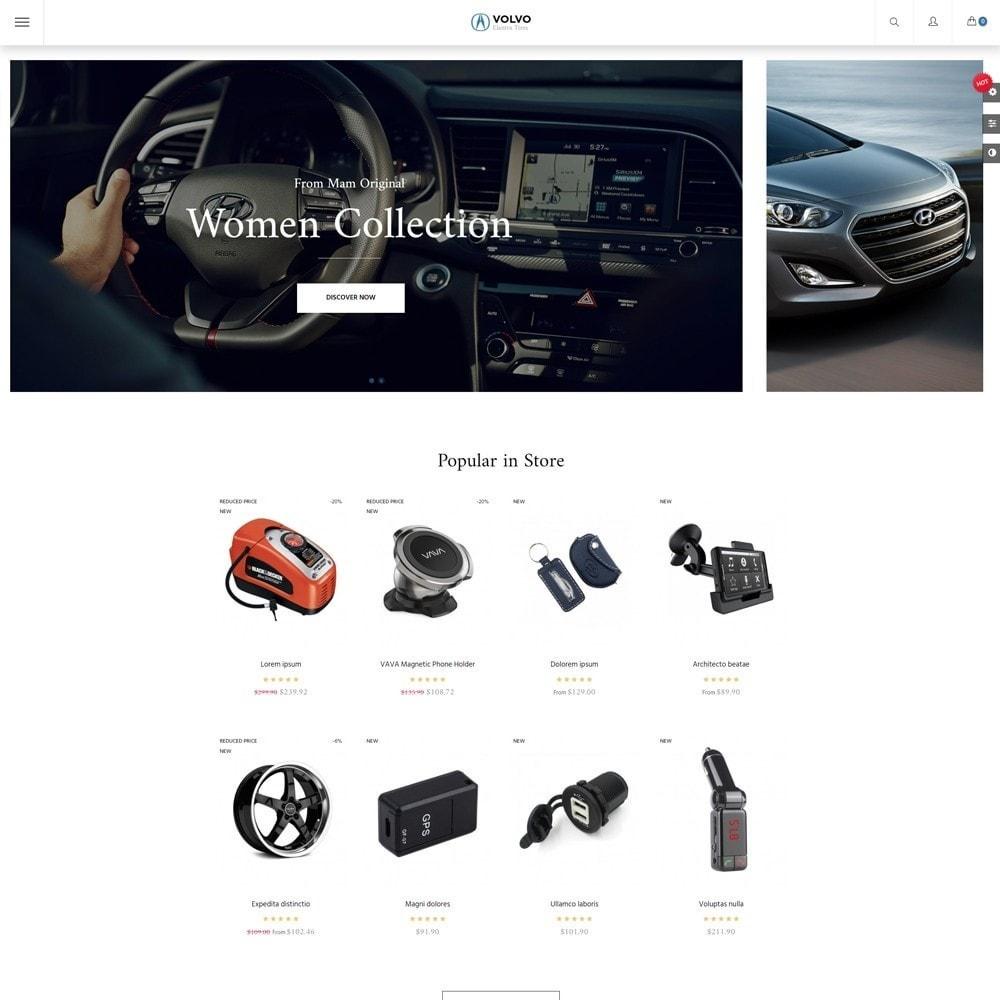 theme - Auto & Moto - Ap Volvo - 1