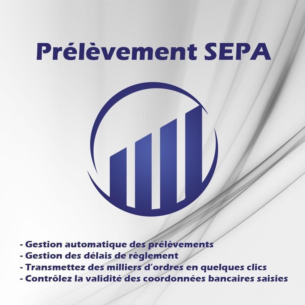 module - Paiement par Transfert Bancaire - Prélèvements SEPA - 1