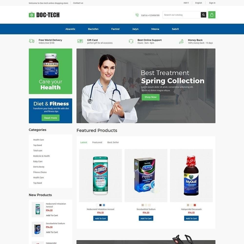 Doctech - Sklep medyczny