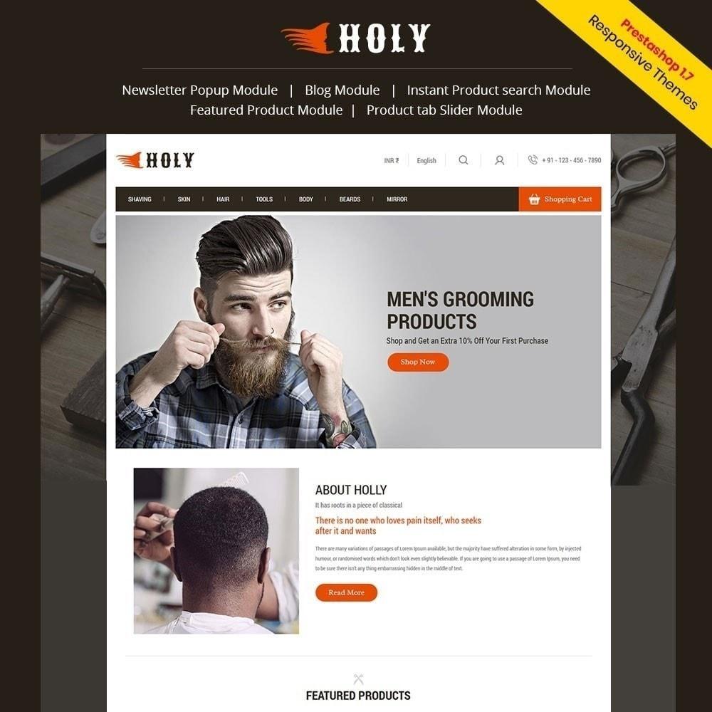 theme - Moda & Obuwie - Holly - Sklep odzieżowy - 1