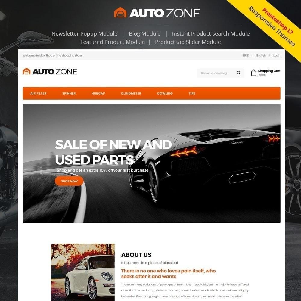 theme - Autos & Motorräder - Autozone - Auto Store - 1