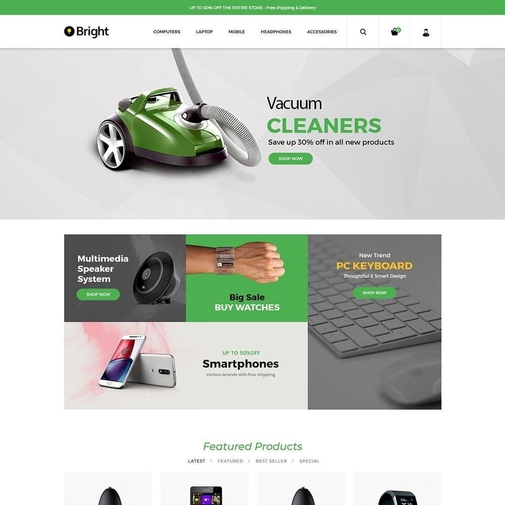 theme - Elettronica & High Tech - Bright Electronics Store - 4
