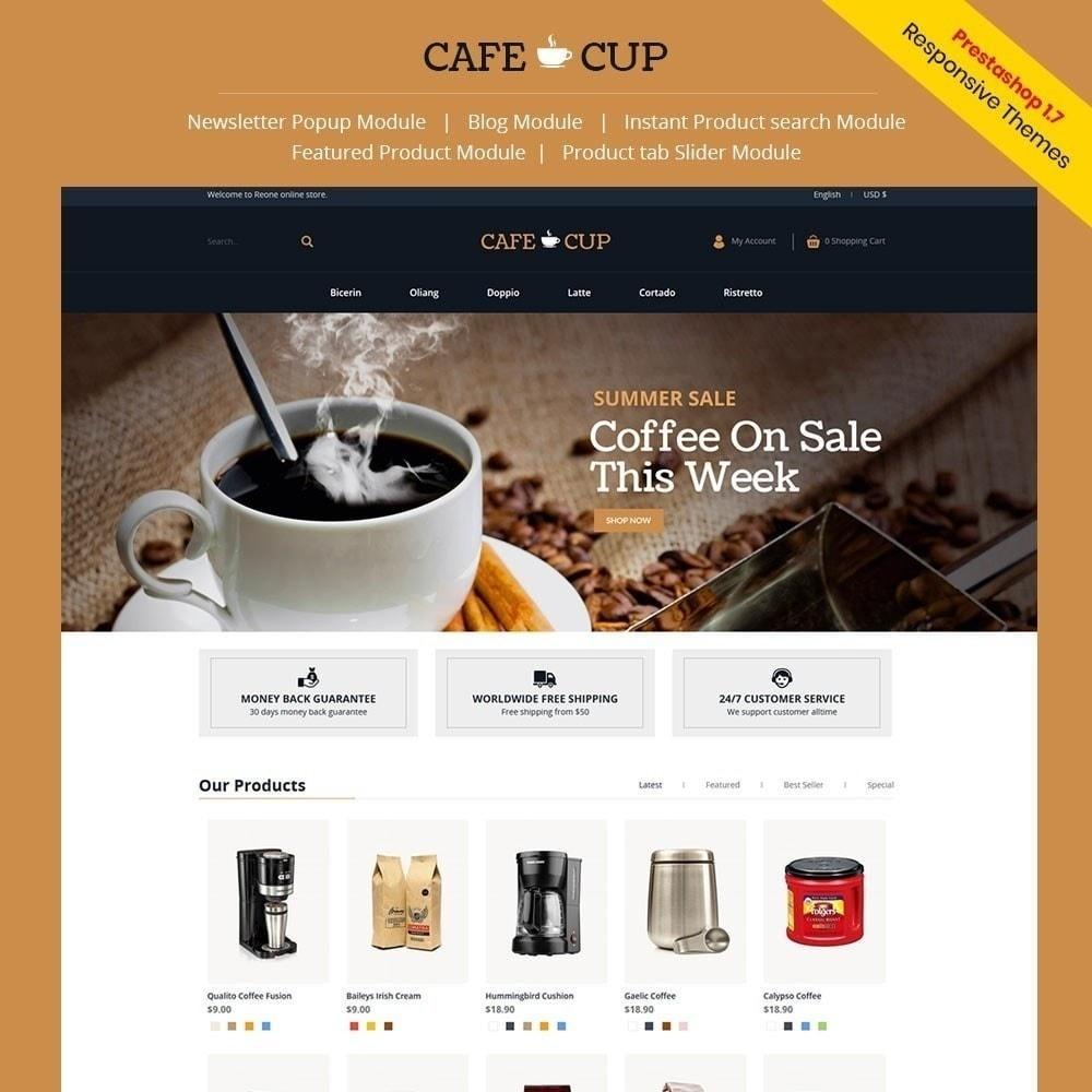 Кафе-чашка - Кофейный магазин