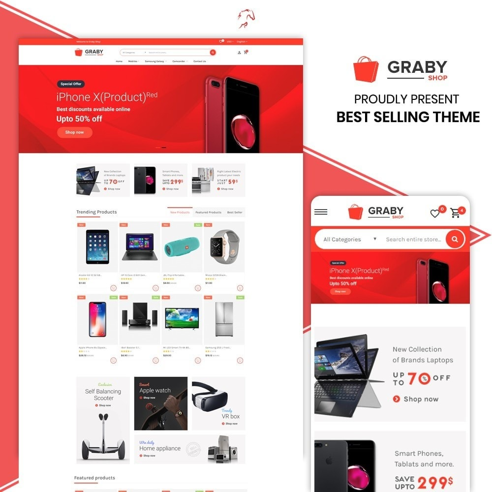 Graby Electronics Shop