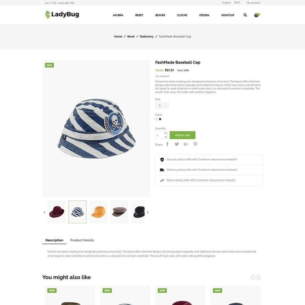 theme - Мода и обувь - Магазин Lady Bag - 4