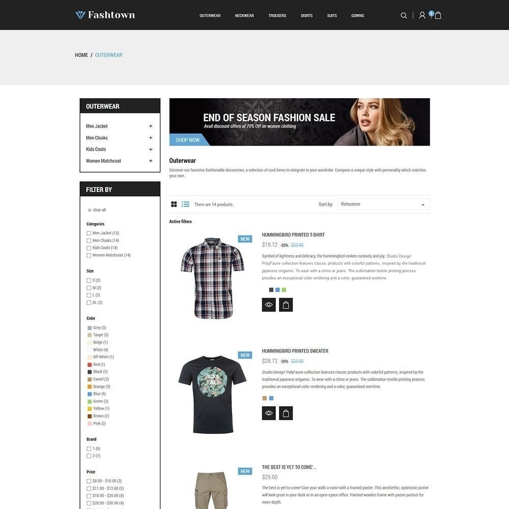 theme - Moda & Calzature - Fashtown - Fashion Store - 3