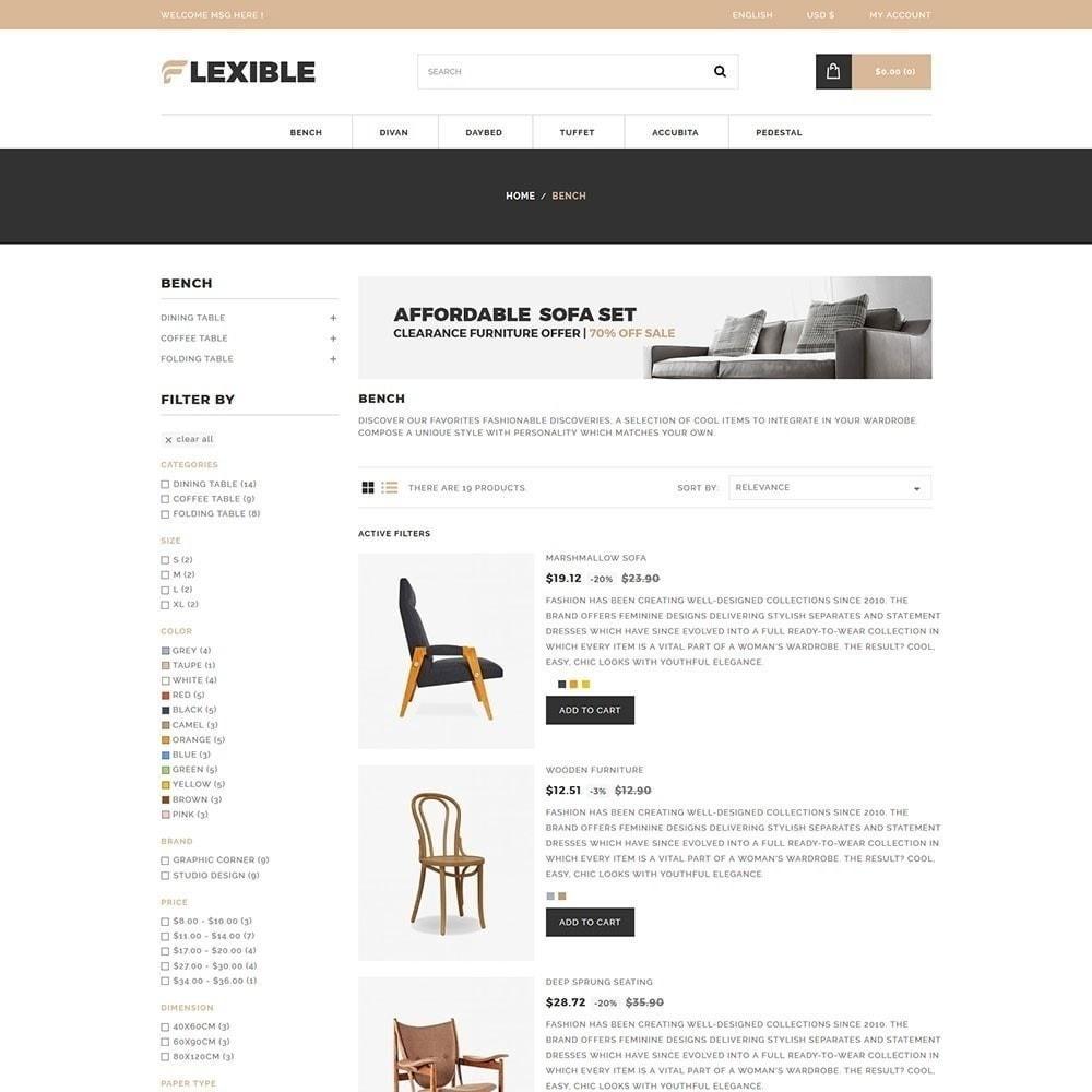 theme - Mode & Schoenen - Flexibele meubelwinkel - 2