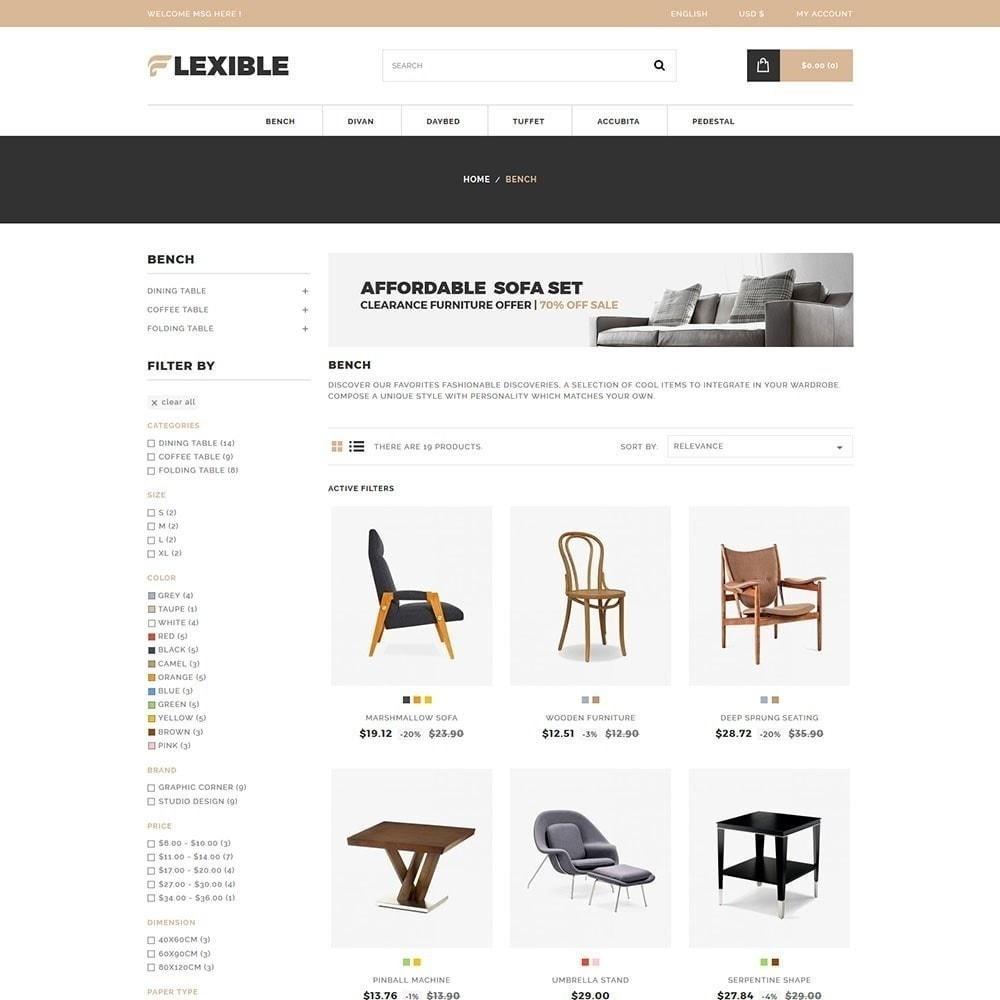 theme - Mode & Schoenen - Flexibele meubelwinkel - 3