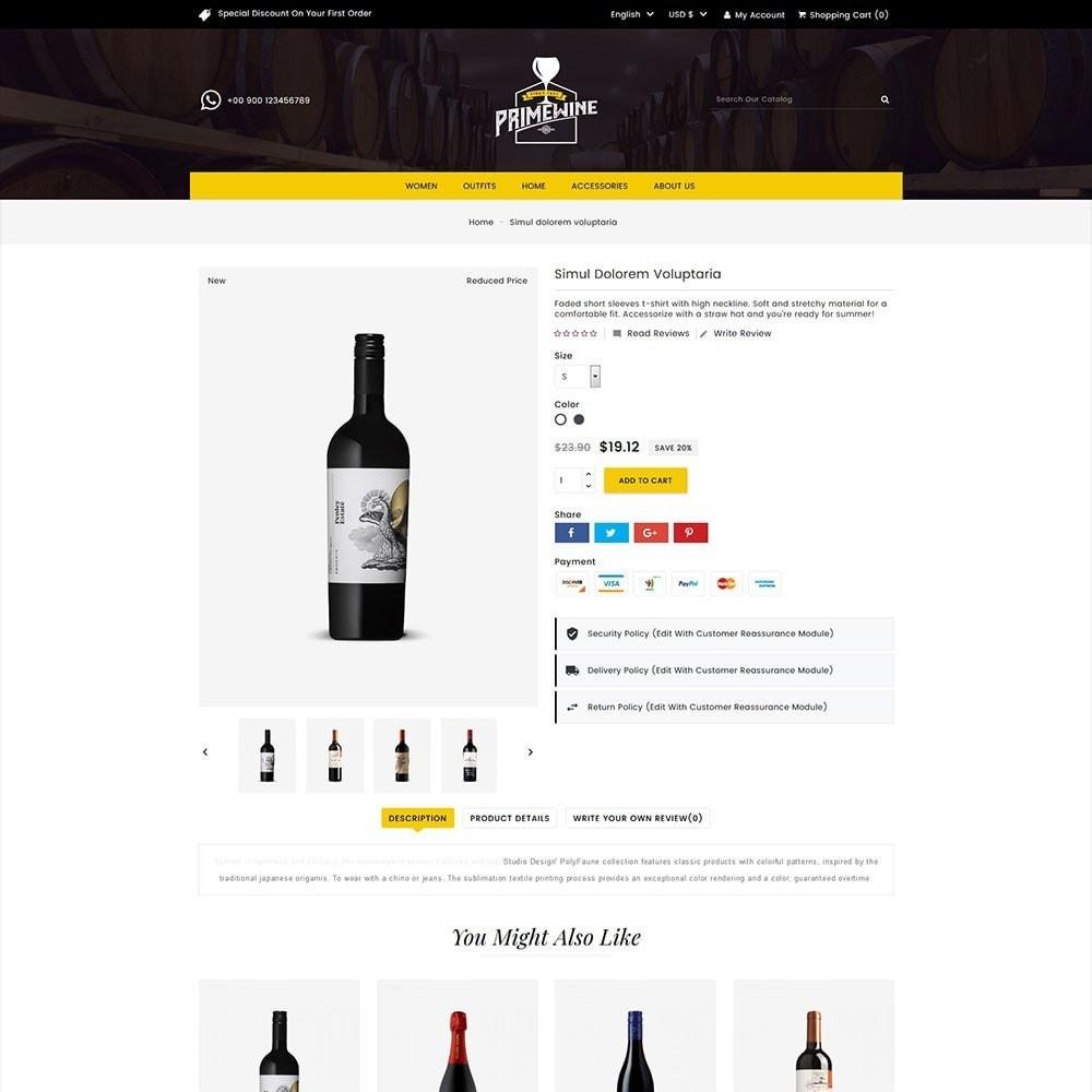 Prime Wine Shop