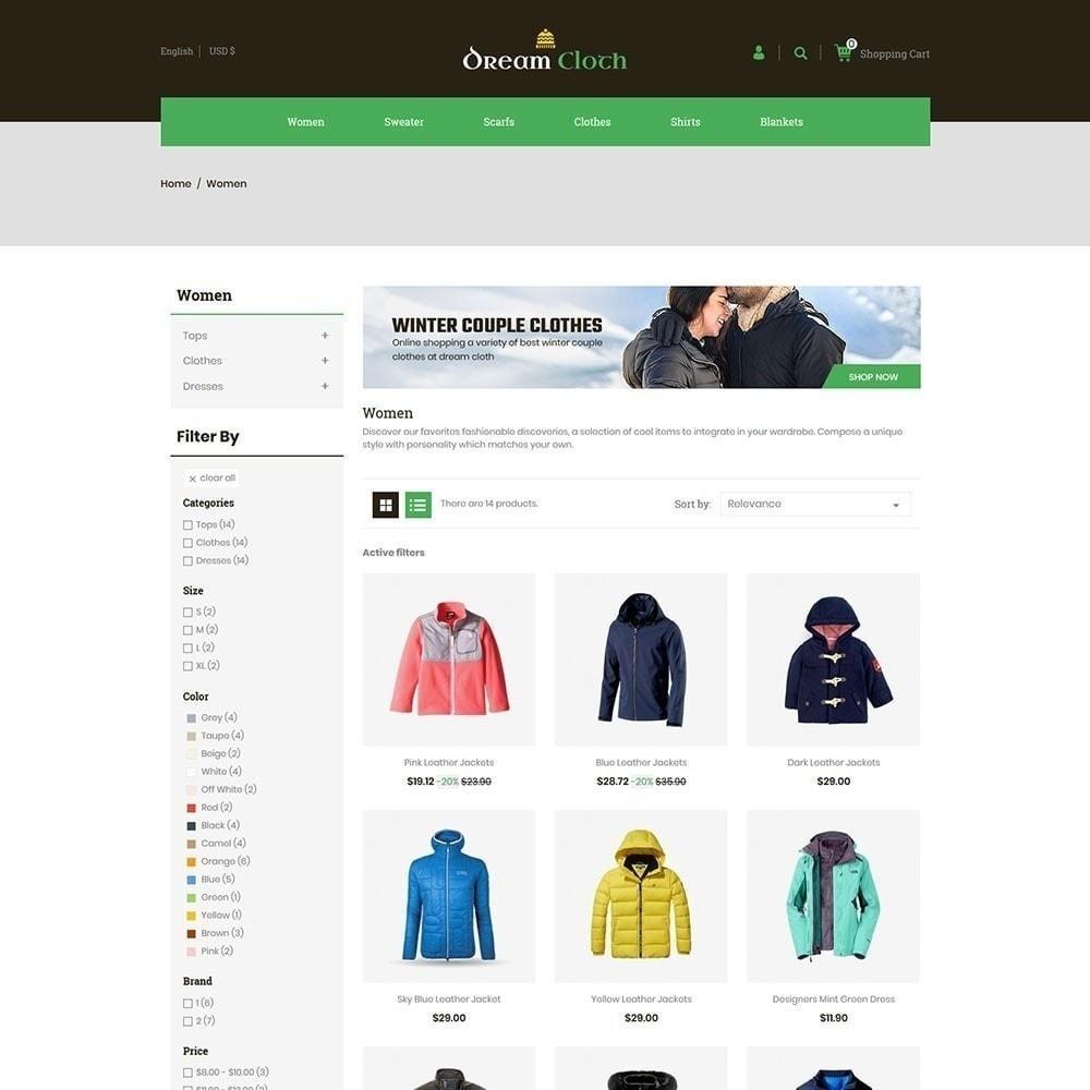 theme - Mode & Schoenen - Dream Cloth Store - 3