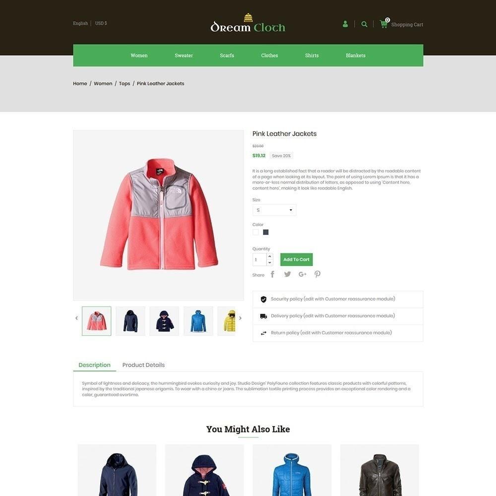 theme - Mode & Schoenen - Dream Cloth Store - 4
