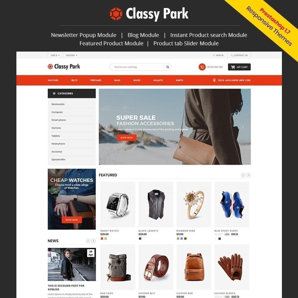 theme - Moda & Calzature - Classy Fashion Store - 1