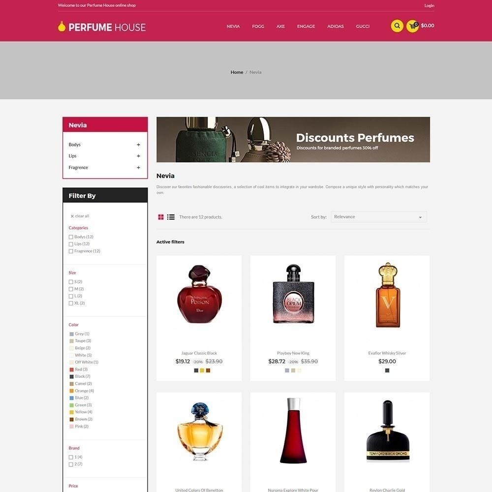 theme - Fashion & Shoes - Perfume Fashion Store - 3