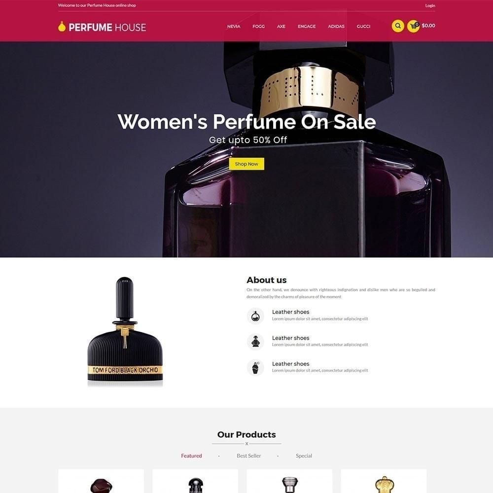 theme - Moda & Calzature - Profumo Fashion Store - 2