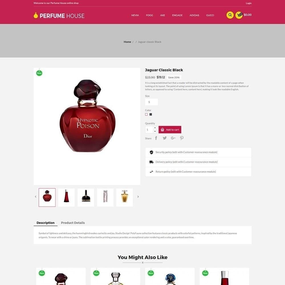 theme - Moda & Calzature - Profumo Fashion Store - 6