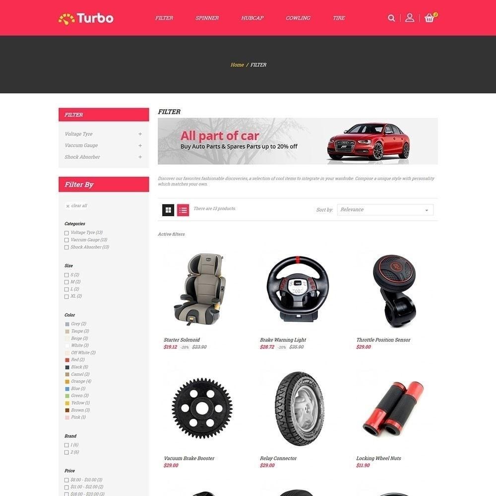 theme - Auto & Moto - Turbo Auto Store - 2