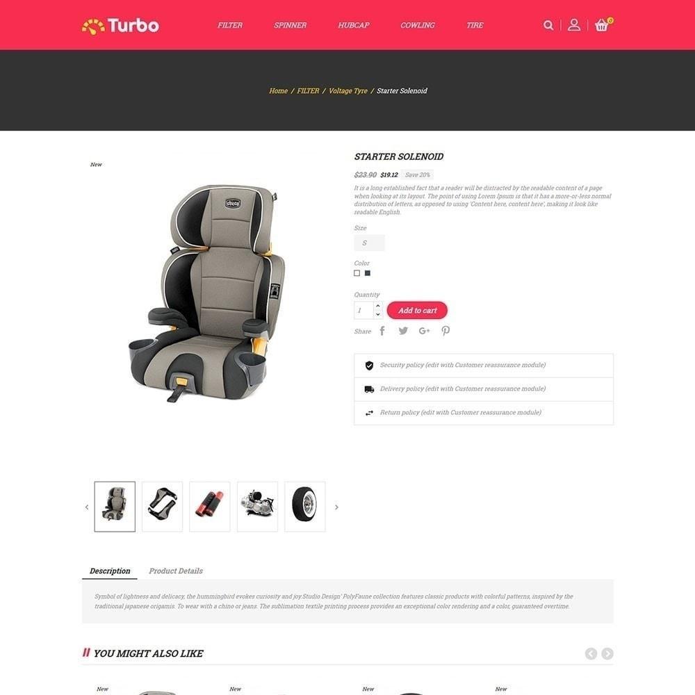 theme - Авто и Мото - Turbo Auto Store - 5