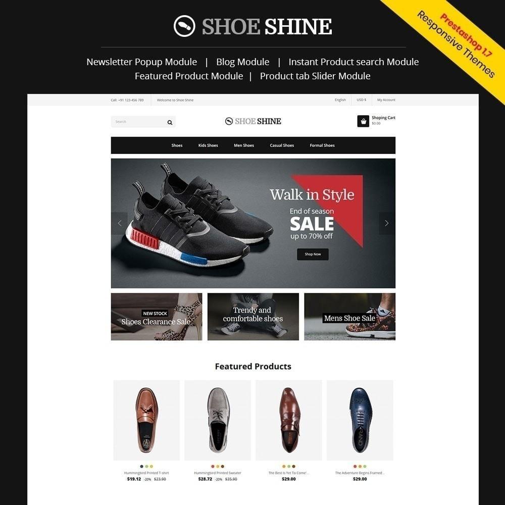 theme - Mode & Chaussures - Cirage de chaussures - 1