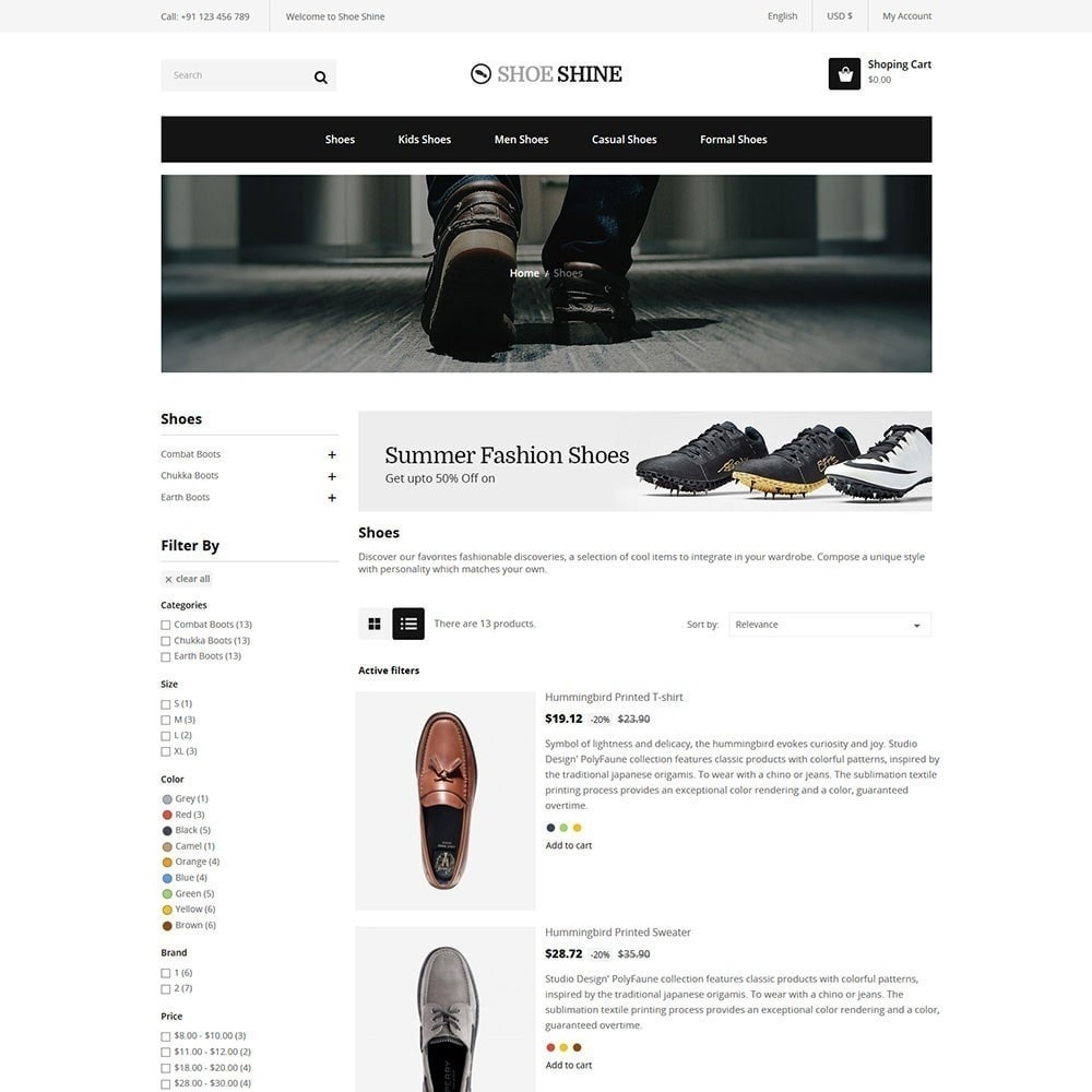 theme - Mode & Chaussures - Cirage de chaussures - 4