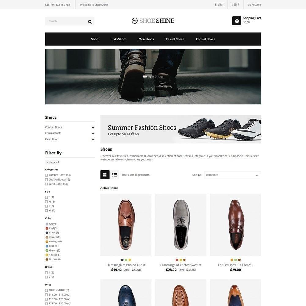 theme - Mode & Schoenen - Schoenpoetsen Mode Winkel - 4