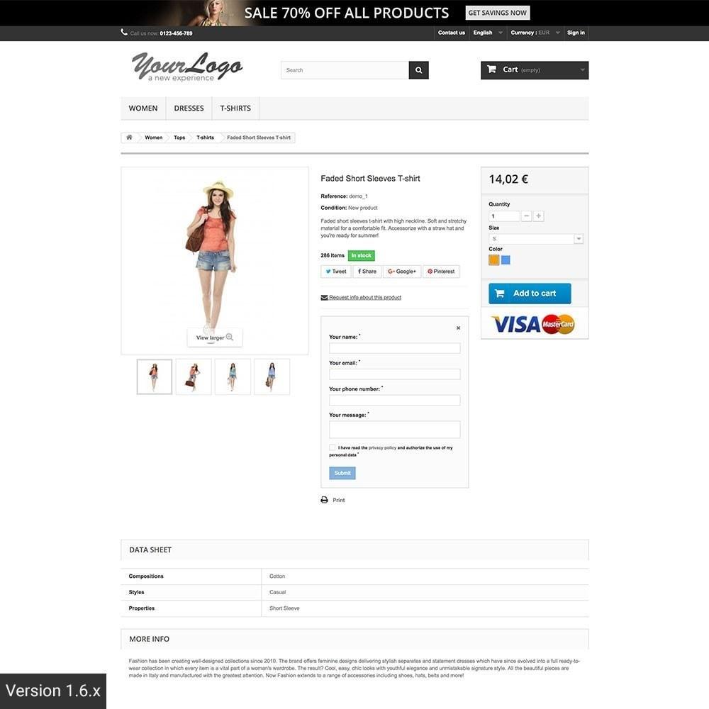 module - Altre informazioni & Product Tab - Richiedi informazioni prodotto - 9
