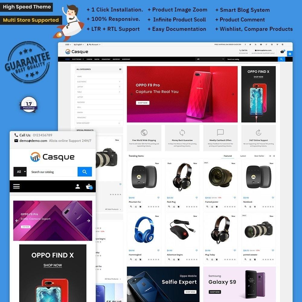 Casque Electronic  – Electronics Big Shop