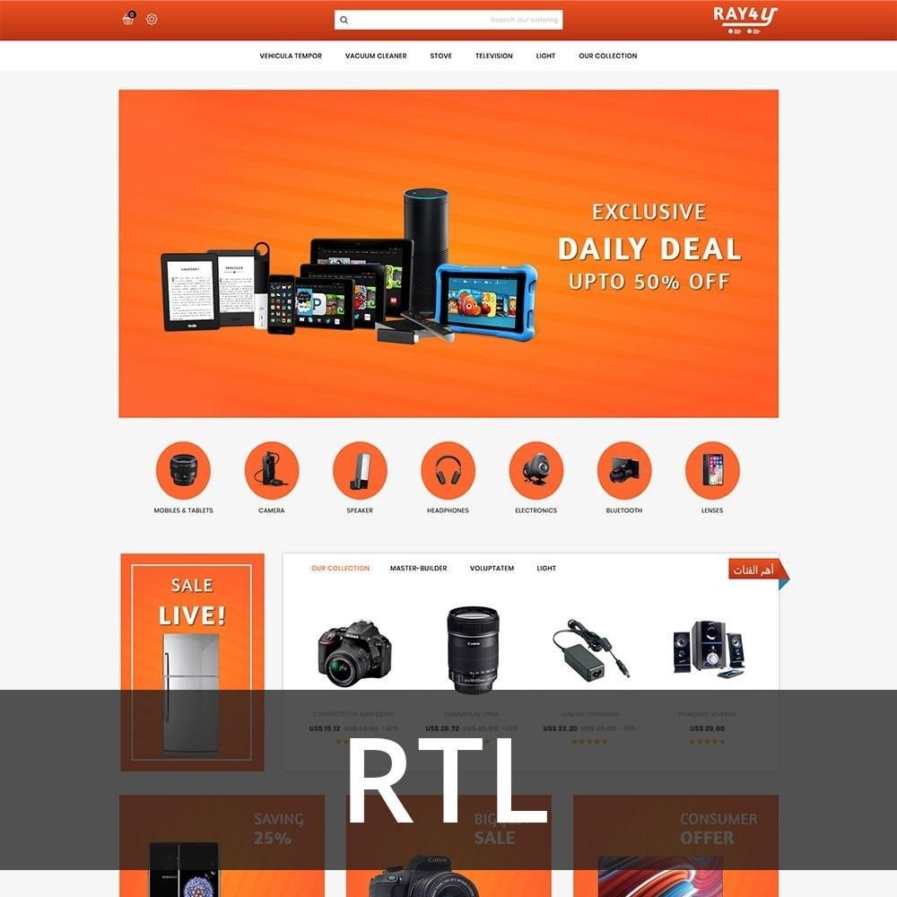 Ray4u - The Electronic Hub