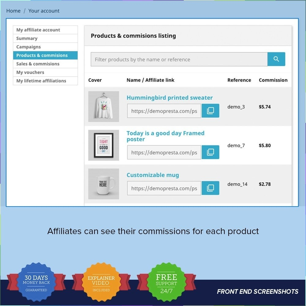 module - Indicizzazione a pagamento (SEA SEM) & Affiliazione - Full Affiliato - 2