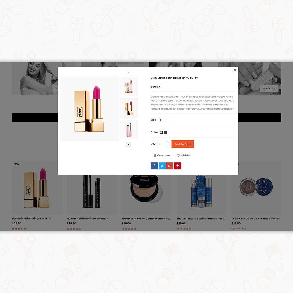 theme - Health & Beauty - Beautica - The Cosmetic Store - 7