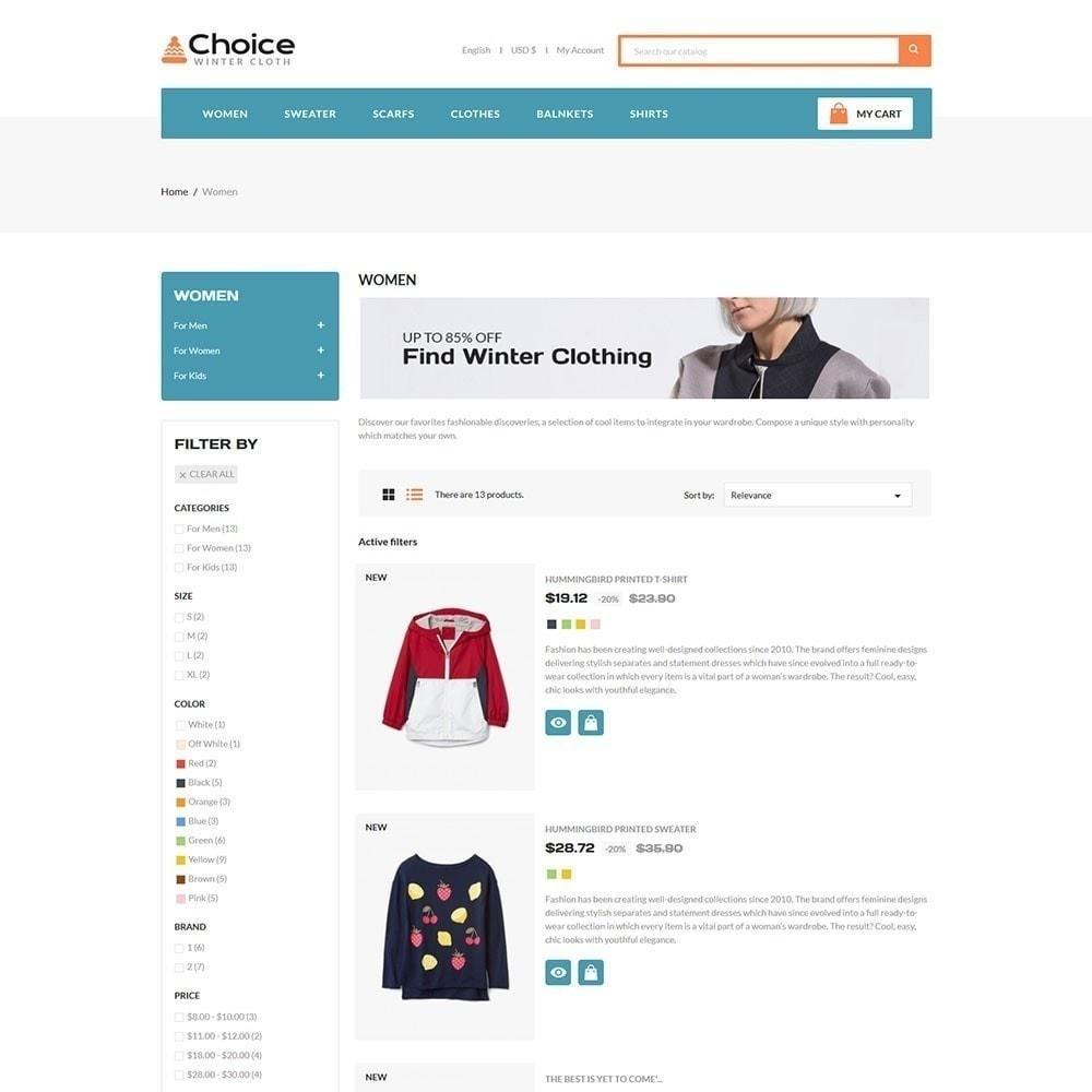 theme - Fashion & Shoes - Choice Fashion Store - 6