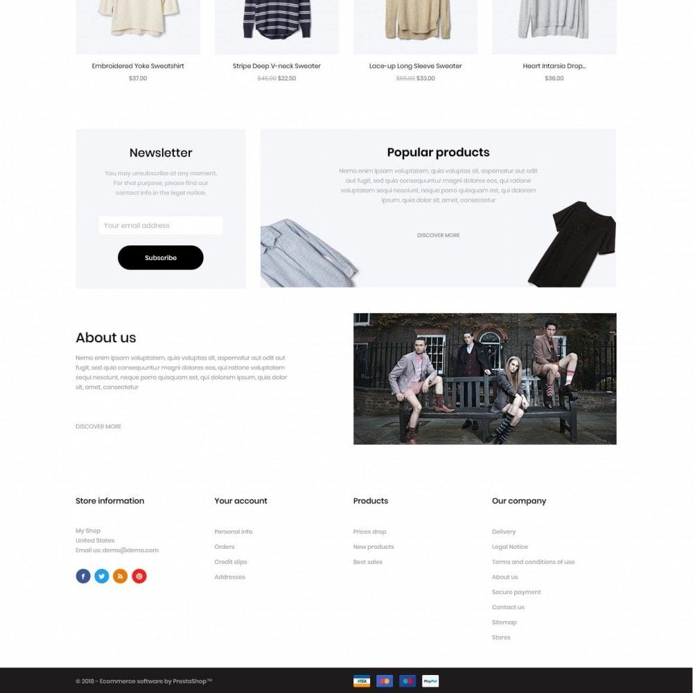 theme - Fashion & Shoes - Helenium Fashion Store - 4