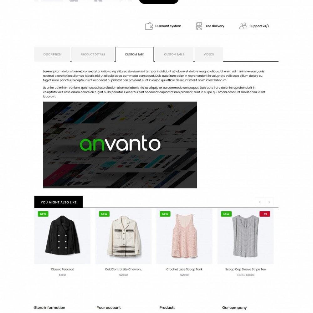 theme - Fashion & Shoes - Helenium Fashion Store - 8