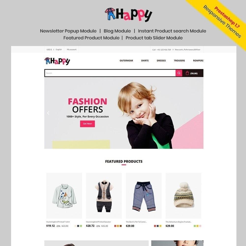 theme - Дети и Игрушки - Happy Toy - магазин для детей - 1