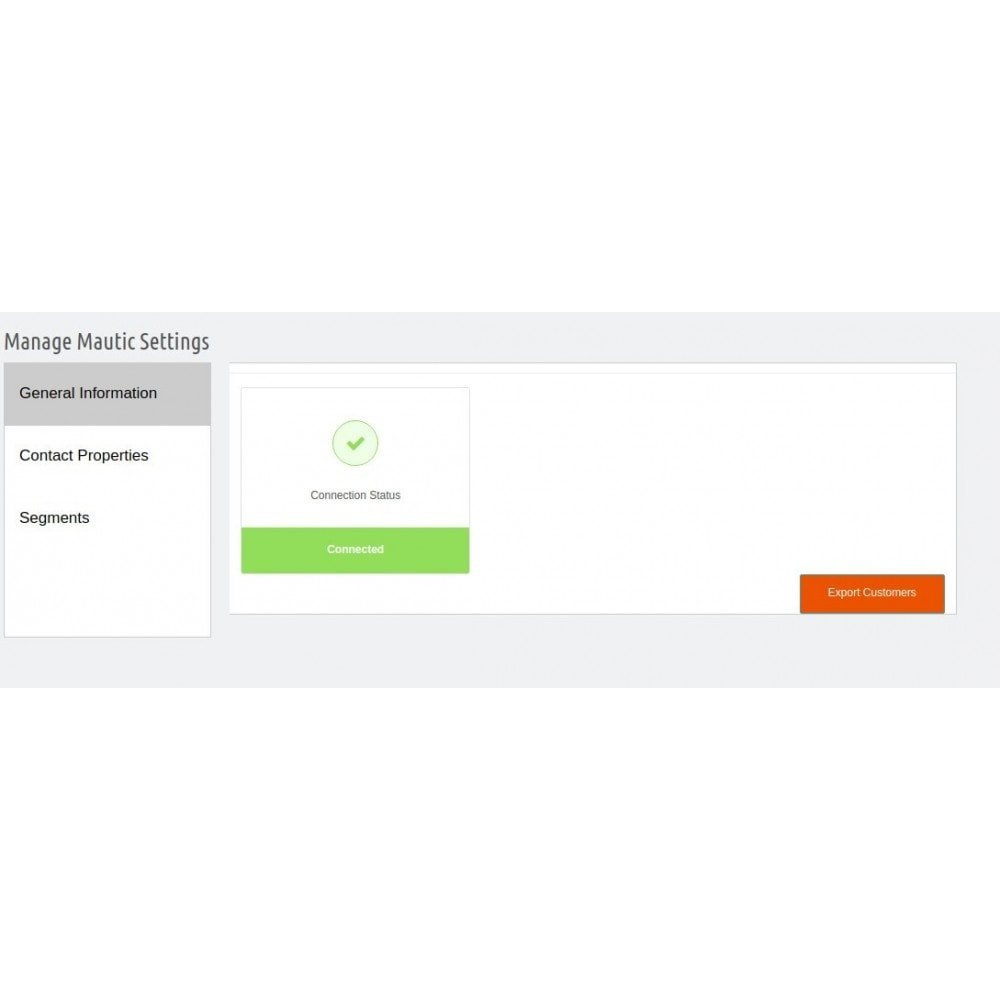 module - Notifications & Automatic Emails - CedCommerce Mautic Integration - 7